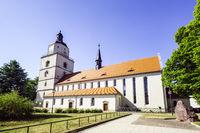 St.-Mariys Church, Barby, Saxony-Anhalt, Germany