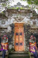 Puri Saren Palace, Ubud, Bali, Indonesia
