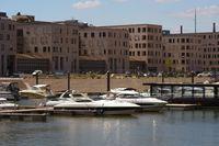 Yachthafen Zollhafen Mainz