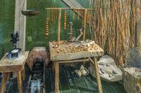 Small Amber Workshop, Nida Village, Klaipeda, Lithuania