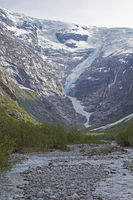 Kjenndalsbreen in Norway
