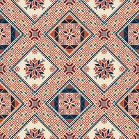 Palestinian embroidery pattern 152