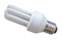 Isolated Energy Saving Lightbulb