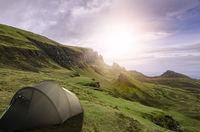 Camping Isle of Skye