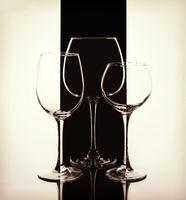 wine, wine glasses, luxury alcohol, celebrate, celebrate, close-ups,