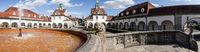 Jugendstilanlage Sprudelhof in Bad Nauheim