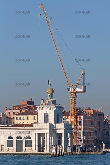 Construction Venice