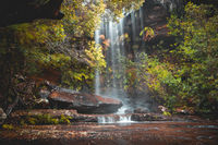 National Falls Royal National Park Sydney Sth