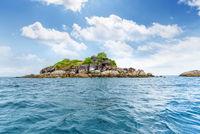 Ko Hin Sorn island in Thailand