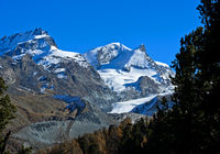 Peaks of Zermatt, Zermatt, Valais, Switzerland