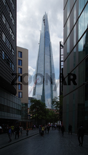 'The Shard' Wolkenkratzer - London