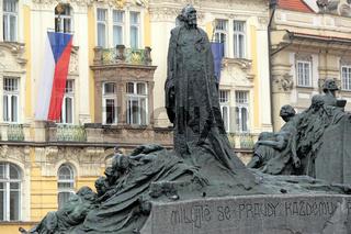 Jan-Hus-Denkmal