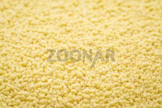 wheat couscous background