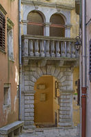 Impressions from Labin in Istria