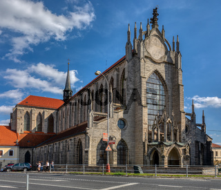 Cathedral Sedlec, Kutna Hora Czech Republic Europe