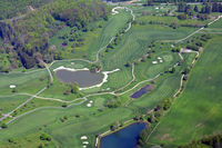 Golf course in Kandern, Germany