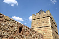 Trier - Medieval tower house, Germany