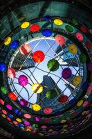 mecenatpolis colorful parasols