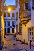 Rue de l'Eau