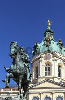 Statue Friedrich Wilhelm I, Berlin