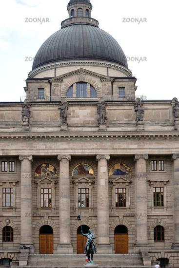 Bavarian State Chancellery Munich
