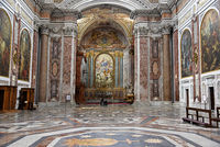 Basilica of St. Mary of the Angels and the Martyrs, Rome, Italy, Europe
