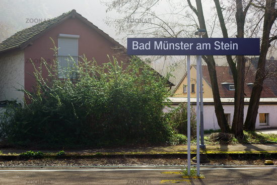 Stop Bad Münster am Stein