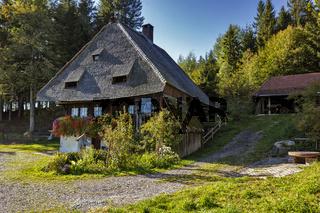Rankmühle bei St.Märgen im Schwarzwald