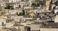 Medieval architecture of Matera, Italy