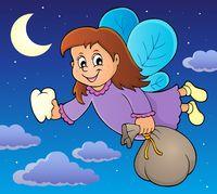 Tooth fairy theme image 2