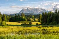 Alpine Lake in Bavaria