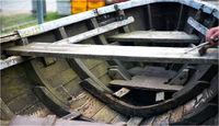 Rowing boat repair