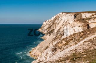 IOW - Chalk Cliffs