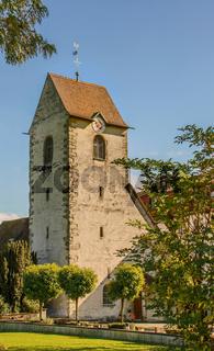 Alte Kirche Romanshorn, Thurgau, Schweiz