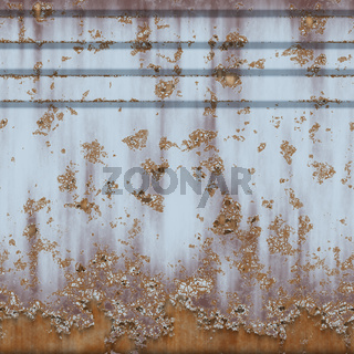 a seamless rusty metal texture background