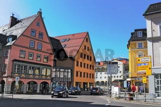 Füssen Stadtzentrum