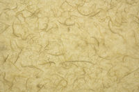 green textured mulberry paper