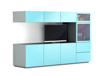 Led tv and big tv cabinet