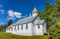 First United Church Fort Fraser British Columbia Canada