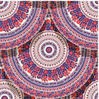 Hungarian motif tile 5