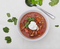 Low carb goulash soup