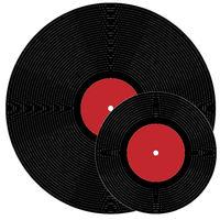 Big and minion phonograph records