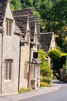 Cotswolds villages England UK
