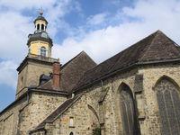 Rinteln - Church of St. Nicholas, Germany