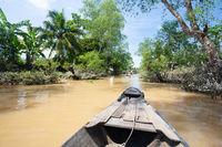 Mekong Delta River Lifestyle