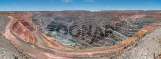Gold Mine, Karlgoorlie, Western Australia