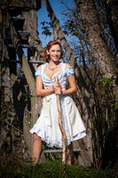 A dirndl is highly feminist