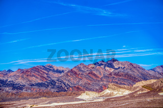 death valley national park scenery