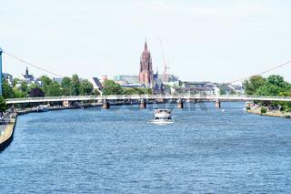 Panorama Main Frankfurt