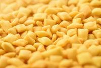Mini mandels croutons